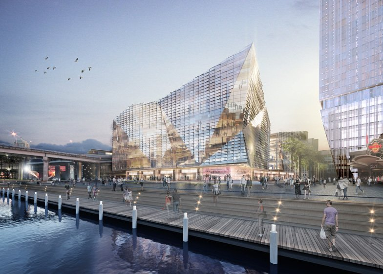 Oma Hassell And Populous To Redevelop Sydney S Darling