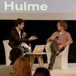 """Designers should be more entrepreneurial"" - Tom Hulme at Dezeen Live"