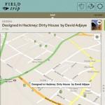 Dezeen in Field Trip by Google