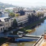 Festina Lente bridge by Adnan Alagić,Bojan Kanlić and Amila Hrustić