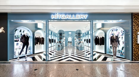 HITGallery Hong Kong by Fabio Novembre