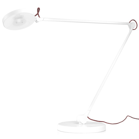 Harvey LED task lamp launched on Kickstarter