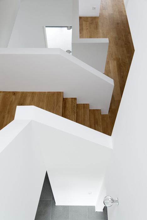 Haus Bergé by KHBT