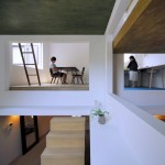 Dezeen's A-Zdvent calendar: House T by Hiroyuki Shinozaki Architects