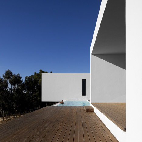 Dezeen's A-Zdvent calendar: U-House by Jorge Graca Costa