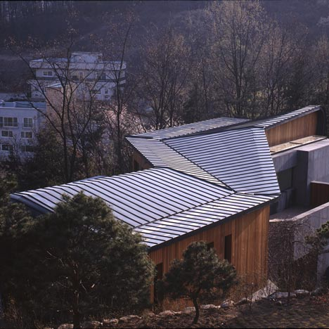 Dezeen's A-Zdvent calendar: Z-house by Hohyun Park and Hyunjoo Kim