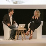 """I use my imagination to create story spaces"" - Katrin Olina at Dezeen Live"