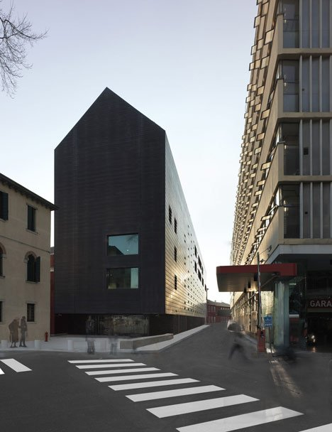 LCV. Law-Court Offices in Venice by C+S Architects