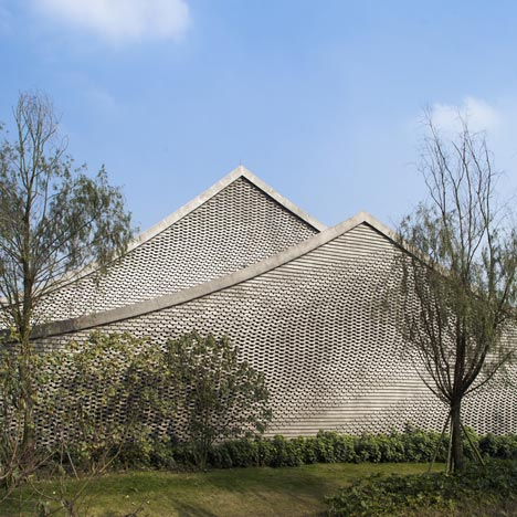 The Lan Xi Curtilage by Archi-Union