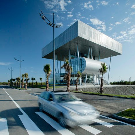 Lazika Municipality by Architects of Invention