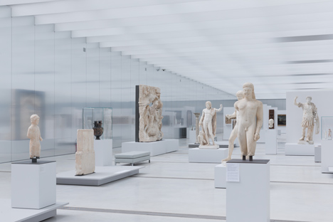 Louvre Lens by SANAA and Imrey Culbert