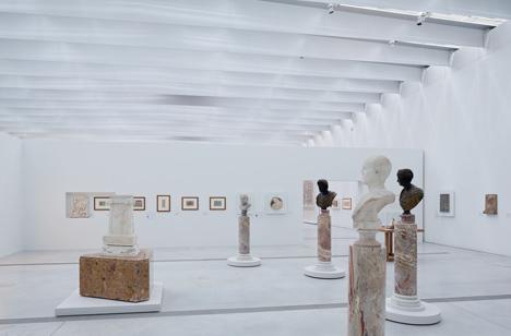 Louvre Lens by SANAA and Imrey Culbert