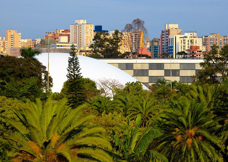 Lucas Nogueira Garcez Pavilion in São Paulo