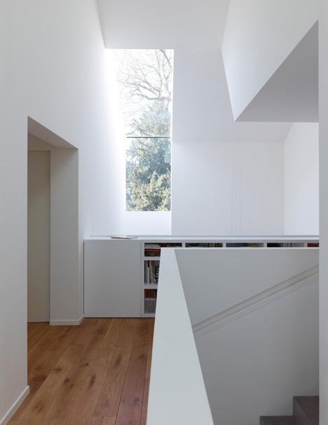 Maison 2G by Avenier and Cornejo Architectes