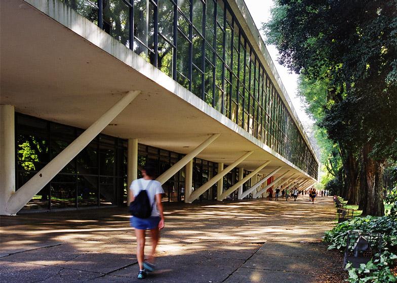 Manoel da Nóbrega Pavilion in São Paulo