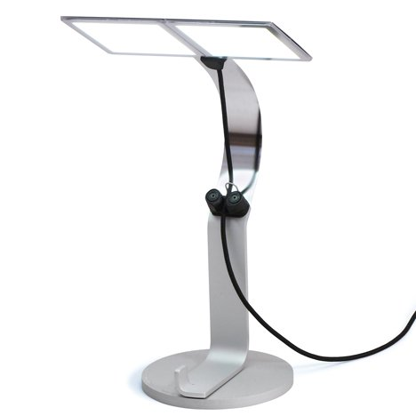 Moorea OLED desk lamp by Daniel Lorch for Philips