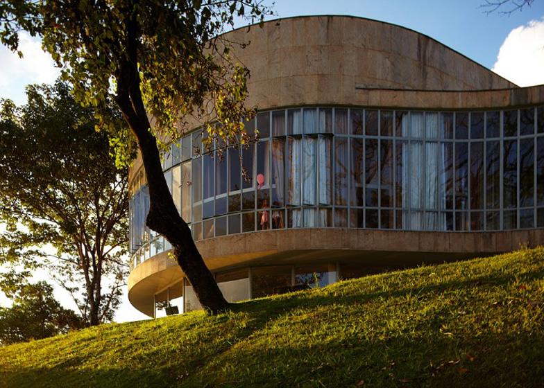 Museu de Arte da Pampulha in Belo Horizonte