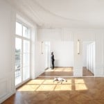 Napoléon apartment by FREAKS freearchitects