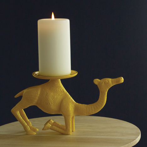 Serai candle holder
