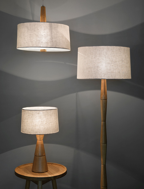 Noah lighting by bethan gray for john lewis