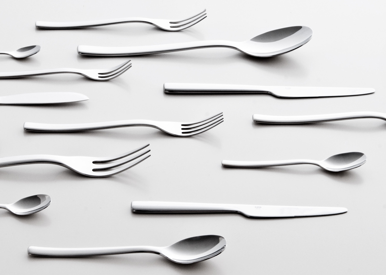 Ovale cutlery by Ronan and Erwan Bouroullec for Alessi