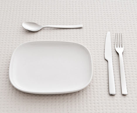 & Ovale cutlery by Ronan and Erwan Bouroullec for Alessi
