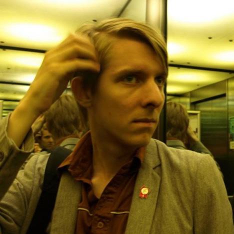 Owen Hatherley, photo by 3am Magazine