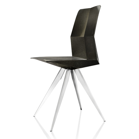R18 Ultra Chair by Clemens Weisshaar and Reed Kram