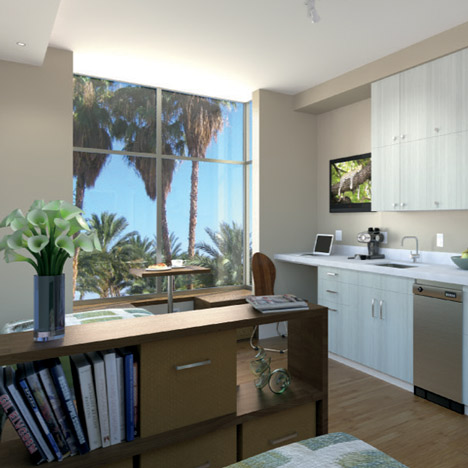 San Francisco plans micro apartments