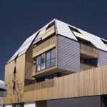 Movie: Shopping Roof Apartments by OFIS Arhitekti