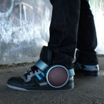 Sneaker Speaker by Ray Kingston Inc.
