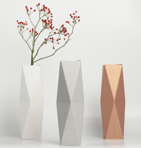 Snug Vases by snug.studio