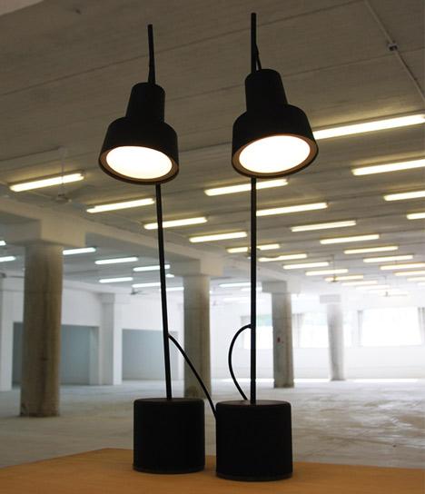 Spot lamp by Nir Meiri