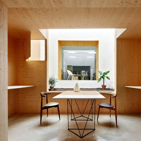 Studio renovation by MAIO