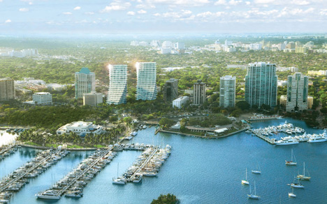 The Grove at Grand Bay by BIG