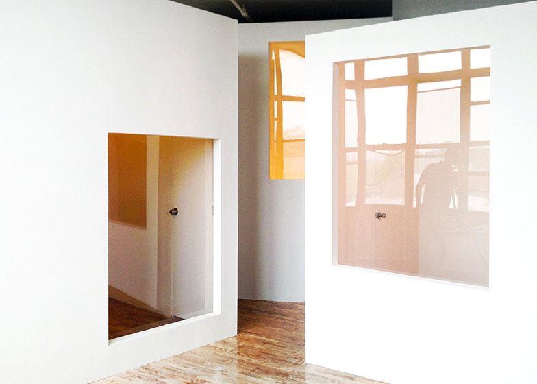 Amazing Three Small Rooms Loft Interior By Studio Cadena Home Interior And Landscaping Synyenasavecom