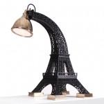 Tour Eiffel and Taj Mahal by Studio Job