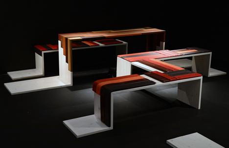 Transformations by Maarten de Ceulaer for Fendi