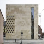 dezeen_Ulm Synagogue by Kister Scheithauer Gross_sq1b