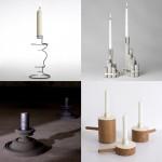 Dezeen archive: candle holders