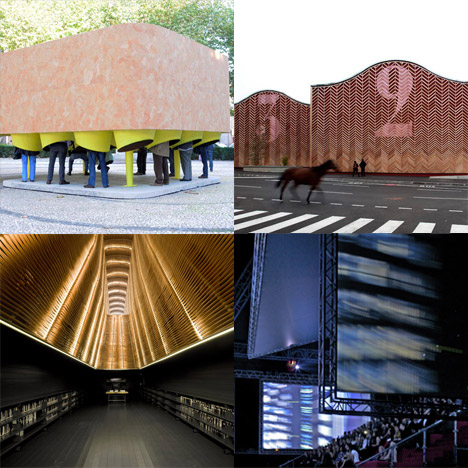 Dezeen archive: cinema design