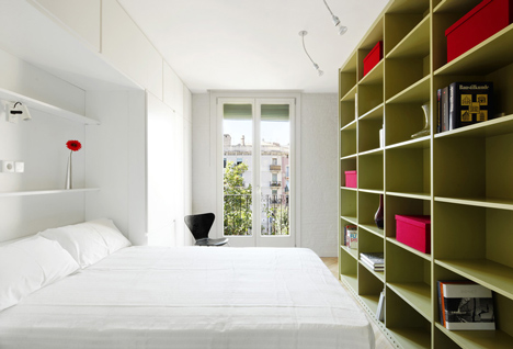 Apartment Refurbishment in Barcelona by M2arquitectura