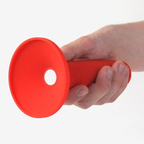 Grip Torch by Alexander Taylor for Praxis