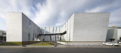 Spiralab by KINO Architects