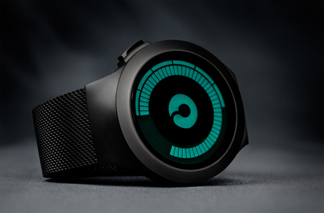 Saturn by Ziiiro at Dezeen Watch Store