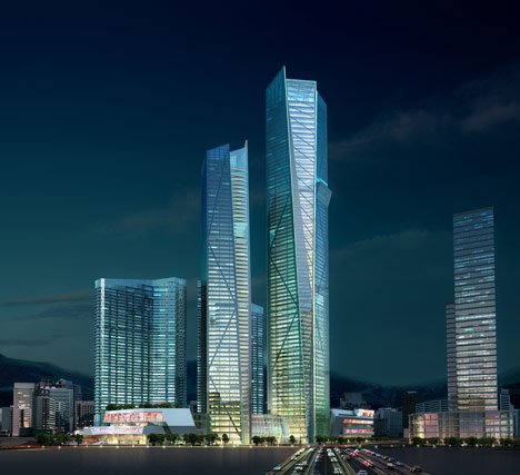 Eton Place Dalian Tower 1