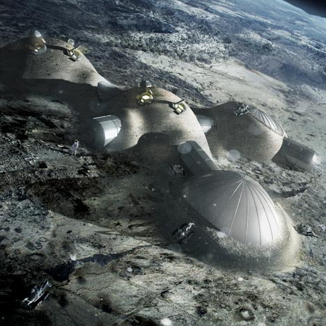 dezeen_3D printed buildings on moon by Foster and Partners_2sq