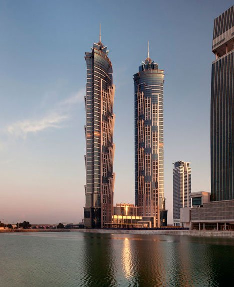 JW Marriott Marquis Hotel Dubai Tower 2