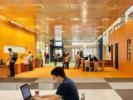 McAllen Main Library Meyer by  Scherer & Rockcastle, Ltd.