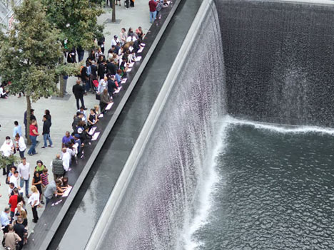 National September 11 Memorial by Handel Architects